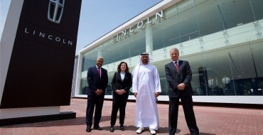 First UAE Lincoln Dealership Opens in Dubai