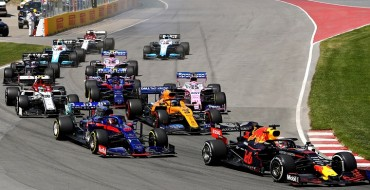 Honda Earns Three Top 10 Positions at 2019 Canadian GP