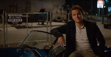 Ford v. Ferrari Generates Buzz with Second Trailer and Early Reviews