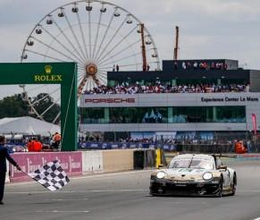 Porsche Wins All GT Titles in World Endurance Championship