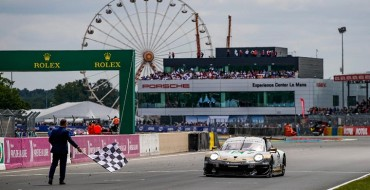 Porsche Wins All GT Titles in World Endurance Championship
