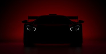 There's a 'Special Ford GT Supercar Announcement' Coming at Goodwood