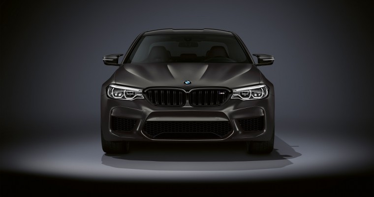 BMW Unveils Limited Edition 35 Years for the 2020 M5