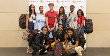 Toyota Honors 100 High School Graduates with $1 Million in Scholarships