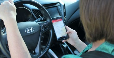 A Crackdown is Coming for Drivers Who Text