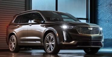 2020 Cadillac XT6 Emphasizes High-Strength Steel