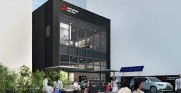 Mitsubishi Opening New MI-Garden GINZA Center