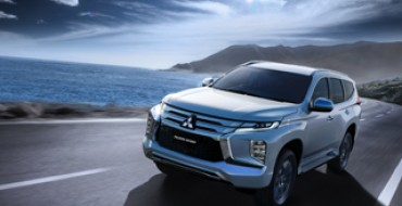 The All-New PAJERO SPORT Debuts in Thailand