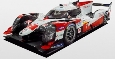 Toyota TS050 Hybrid Tops Barcelona Test As It Prepares for Farewell Tour