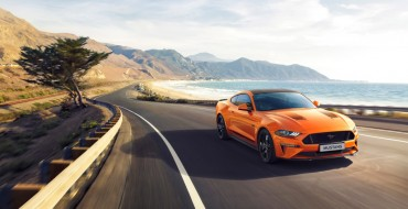Europe Getting a Stylish Ford Mustang55 Special Edition