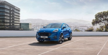 Ford Puma Revealed, and You're Gonna Hear It Roar (Maybe in America)