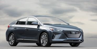 2019 Hyundai Ioniq Hybrid Overview