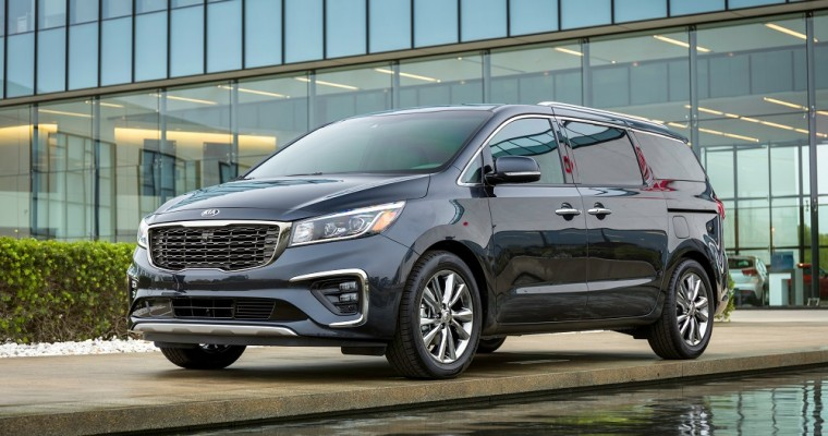 Which Minivan Has the Most Powerful Engine?