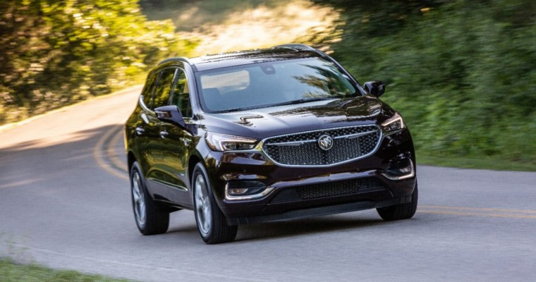Buick Enclave Refresh Postponed to 2022