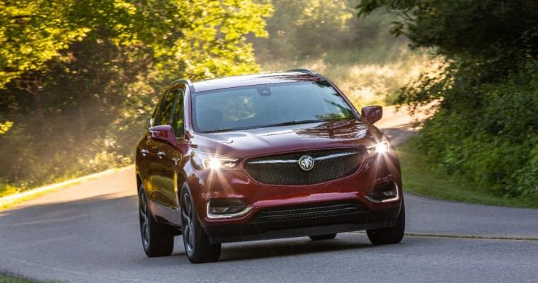 US News Praises 2020 Buick Enclave Infotainment System