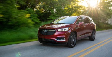 2020 Buick Enclave Overview