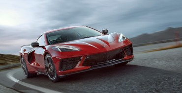 2020 Chevrolet C8 Corvette Stingray Overview