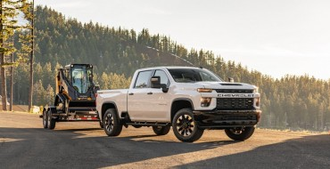 J.D. Power Names Silverado HD the Best Large Heavy Duty Pickup