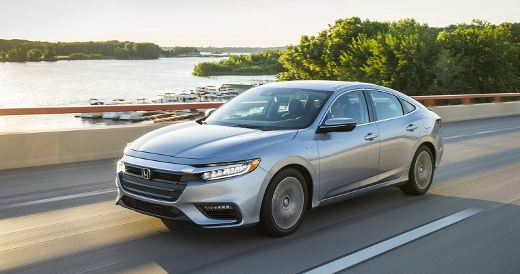 2020 Honda Insight Has Arrived at Dealerships, Starting at $22,930