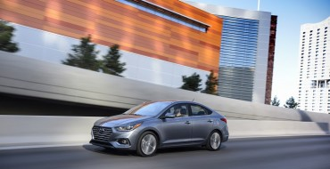 New Powertrain Boosts MPGs for 2020 Hyundai Accent