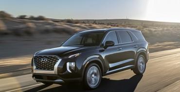 2020 Hyundai Palisade Overview
