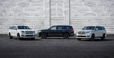 2020 Lincoln Navigator Reserve Getting Monochromatic Package