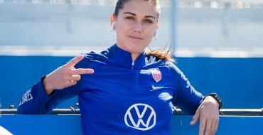 U.S. Soccer Star Alex Morgan Becomes Volkswagen Brand Ambassador