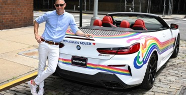 BMW Celebrates LGBTQIA+ Pride with #GoWithPride Campaign