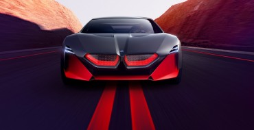 "BMW Debuts Inspiring and Innovative ""Vision M NEXT"" Concept"