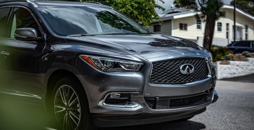 Check Out Canada's Top Three Infiniti Models of 2019