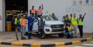 Ford Ramps Up Ranger Production at Silverton Assembly Plant