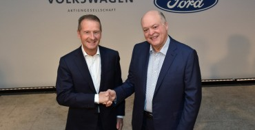 Ford and Volkswagen Expand Global Alliance with Argo AI Investment