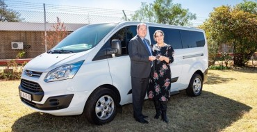 Ford Launches SHE-MOVES Mobility Program