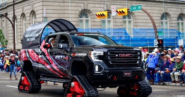 Check Out the 2019 GMC Sierra 1500 AT4 All Mountain Concept