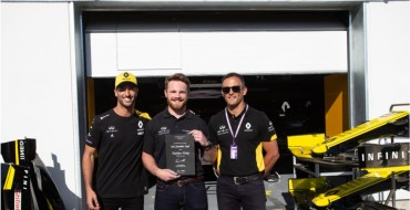 Calgary Student Wins Infiniti Engineering Academy