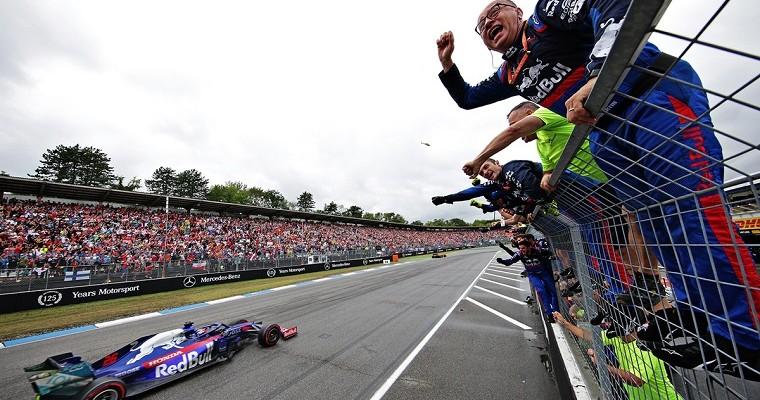 2019 German GP Was Honda's Best F1 Race in 27 Years