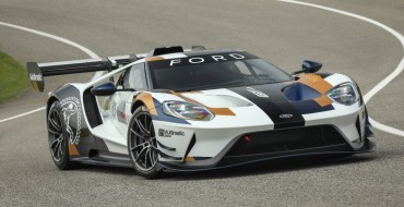 Limited-Edition 700-Horsepower Ford GT Mk II Revealed at Goodwood