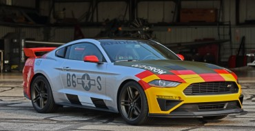 Old Crow Mustang GT Revealed Ahead of AirVenture Auction