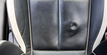 How to Remove Pressure Dents from Leather Car Seats