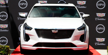 The 2020 Cadillac CT6 Made a Special Appearance at the ESPYs