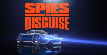 "Did You Catch That Audi in the New ""Spies in Disguise"" Trailer?"