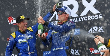 Subaru Wins Big at the ARX Rallycross of Gateway