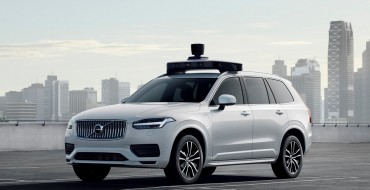 Uber and Volvo Partnered to Present a Production-Ready Self-Driving Vehicle