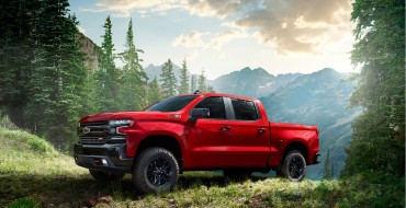 Silverado Claims Truck of the Year Title at 2019 SEMA