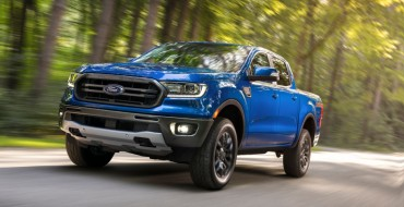 Ford Ranger Wins J.D. Power 2020 IQS Award