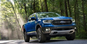 2020 Ford Ranger Named Free Press Truck of the Year