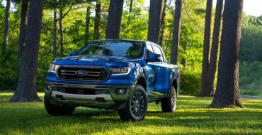 Satnav Breadcrumbs Navigation Comes to US-Spec Ford Ranger