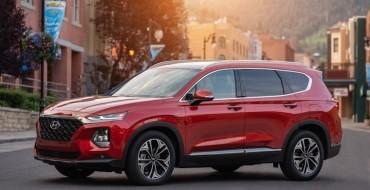 2019 Hyundai Santa Fe Scores Cars.com SUV Award