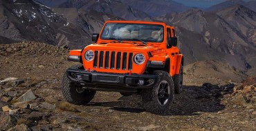 Jeep Wrangler Takes Home 10th Consecutive Award from SEMA