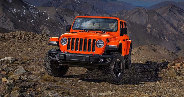 Jeep Wrangler Unlimited 2.0-Liter Engine Reduce Emissions